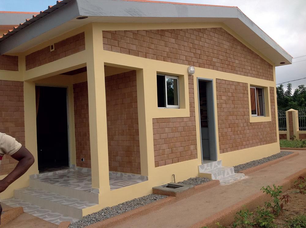 Plan de maison abidjan des id es novatrices sur la for Construction de maison a kinshasa