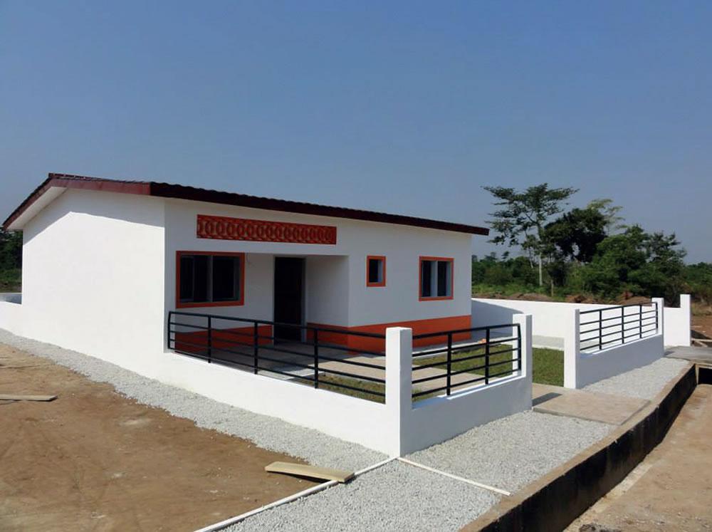 Les Superbes Maisons D Abidjan : Logements sociaux abidjan
